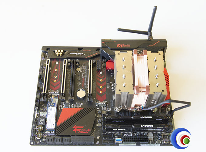 ASRock Fatal1ty Z270 Professional Gaming i7