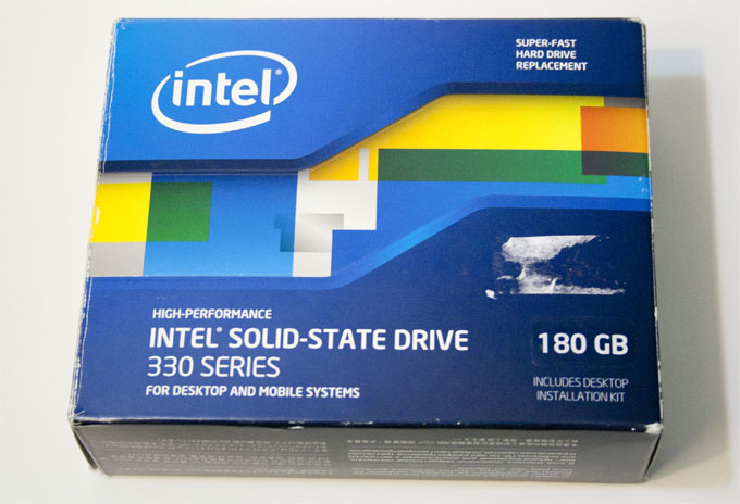 Intel SSD 330 Series 180GB