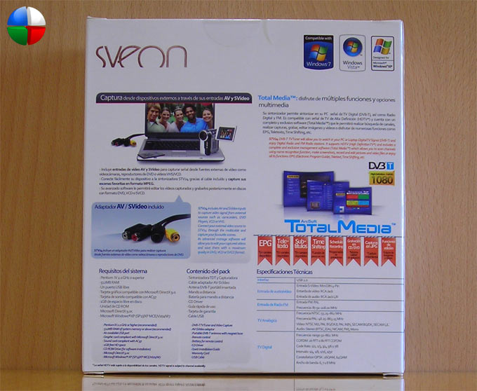 sveon stv24
